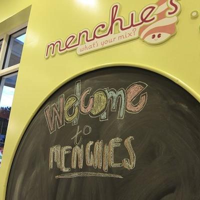 Menchie's, 5/17/11