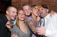 Dixie's Tavern, 2/15/10