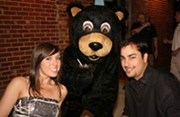 Black Bear Saloon grand opening, 04/16/10