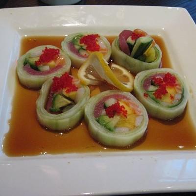 Pisces Sushi, 5/13/10
