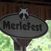 Checking out Merlefest