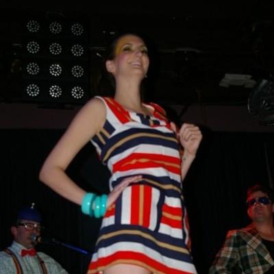Vintage Fashion show, 3/21/09