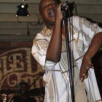 IN THE GROOVE: Charles Hairston
