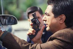 COURTESY OF THE CRITERION COLLECTION - IN THE LINE OF FIRE: Joe Mantegna in Homicide.