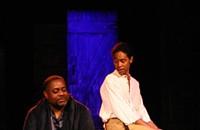 Theater review: <b><i>Blue Door</i></b>