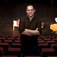 Glenn T. Griffin, artistic director, Queen City Theatre Company