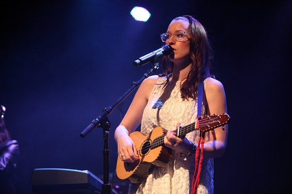 Live review: Ingrid Michaelson, The Fillmore (2/6/2015) : Vibes