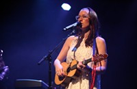 Live review: Ingrid Michaelson, The Fillmore (2/6/2015)