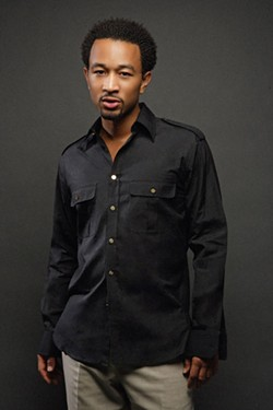 COURTESY THE SOUL MOVEMENT - INNERVISION IN BLACK John Legend