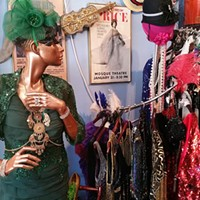 A tale of two vintage costume shops in Charlotte