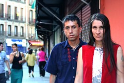 INTERNATIONAL BUSINESS: Aterciopelados will play at Symphony Park on Oct. 9. $5