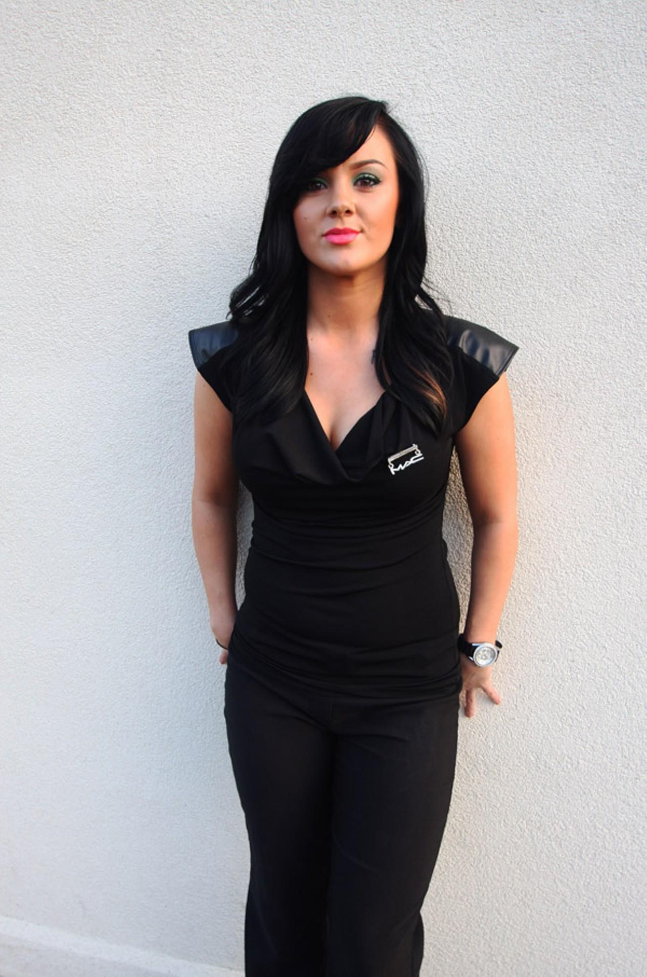 Interview Makeup Artist Krista Scott