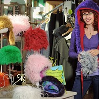 Interview: Teraysa Grasty and her fabulous faux fur hats