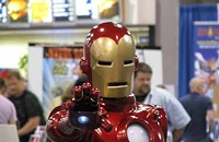 Ten reasons why HeroesCon 2009 will rock
