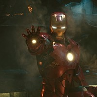 <em>Iron Man 2</em>: Heavy metal