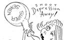 Is semen an antidepressant?
