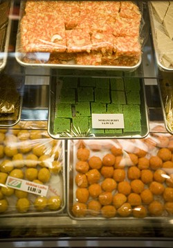 CATALINA KULCZAR-MARIN - ISN'T THAT SWEET?: Rahjbhog offers all sorts of confections.