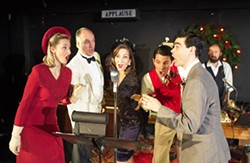 NCSC - It's A Wonderful Life: A Live Radio Play