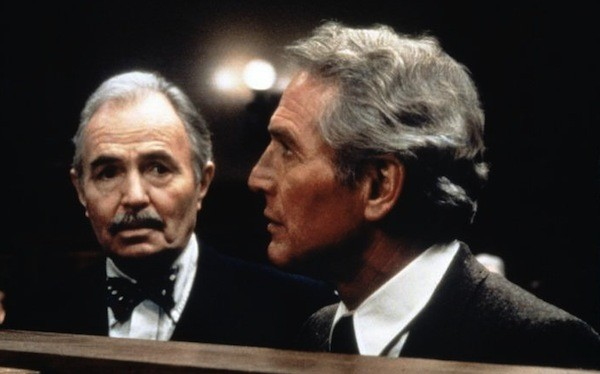 James Mason and Paul Newman in The Verdict (Photo: Fox)