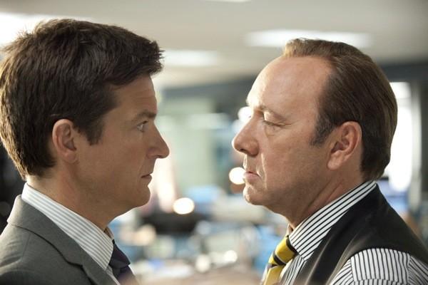 Jason Bateman and Kevin Spacey in Horrible Bosses (Photo: Warner Bros.)