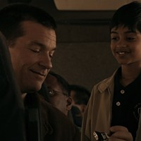 Jason Bateman and Rohan Chand in Bad Words. (Photo: Focus Features)