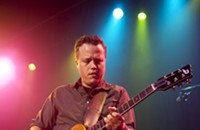 Jason Isbell at the Visulite Theatre tonight (12/3/2012)