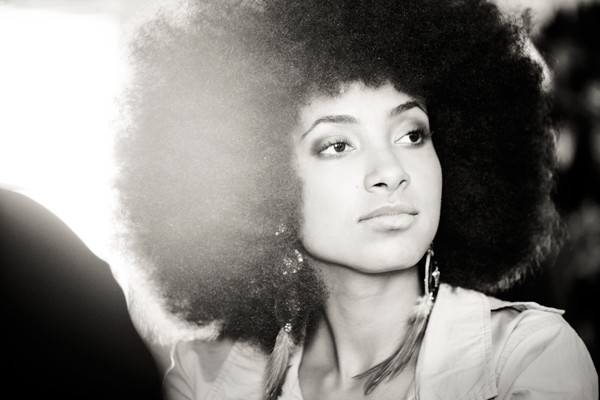 JAZZ HAIR: Esperanza Spalding