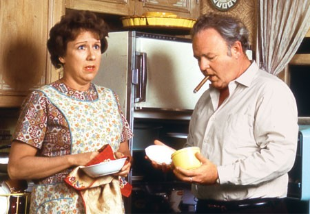 Jean Stapleton and Carroll O'Connor in All in the Family (Photo: Shout! Factory)
