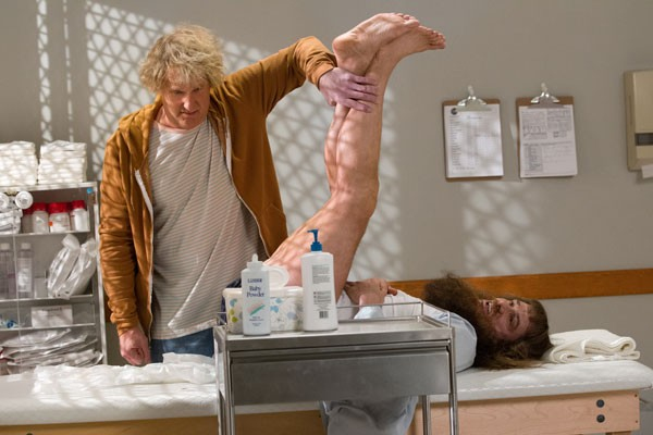 Jeff Daniels and Jim Carrey in Dumb and Dumber To (Photo: Universal)