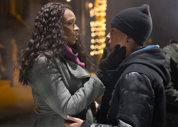 Jennifer Hudson and Jacob Latimore in Black Nativity (Photo: Fox)