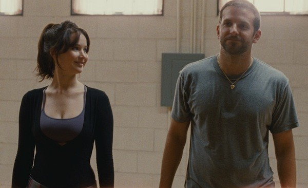 Jennifer Lawrence and Bradley Cooper in Silver Linings Playbook (Photo: The Weinstein Co.)
