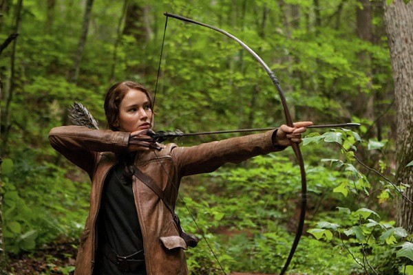 Jennifer Lawrence in The Hunger Games (Photo: Disney)