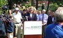Jennifer Roberts announces her bid for Charlotte mayor