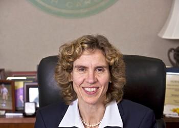 Jennifer Roberts for mayor?