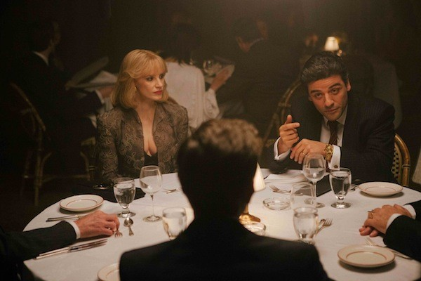 Jessica Chastain and Oscar Isaac in A Most Violent Year (Photo: A24)