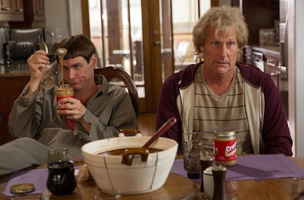 Jim Carrey and Jeff Daniels in Dumb and Dumber To (Photo: Universal)