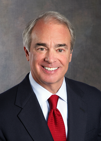 Jim Rogers, CEO of Duke Energy