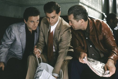Joe Pesci, Ray Liotta and Robert De Niro in GoodFellas (Photo: Warner Bros.)