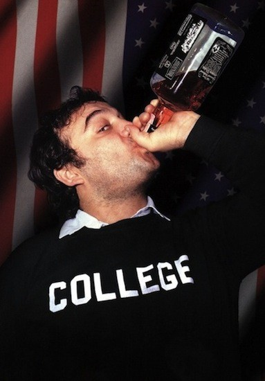 John Belushi in National Lampoon's Animal House (Photo: Universal)
