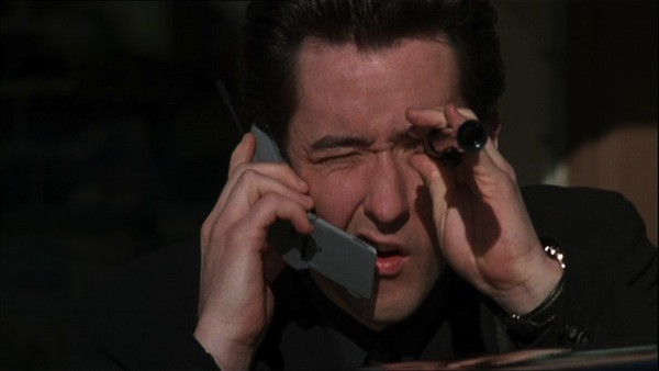 John Cusack in Grosse Pointe Blank (Photo: Disney)
