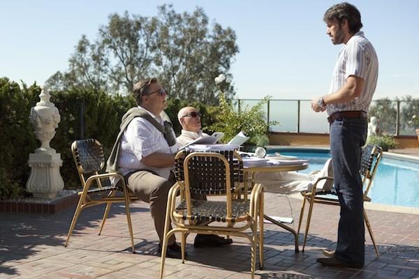 John Goodman, Alan Arkin and Ben Affleck in Argo (Photo: Warner Bros.)