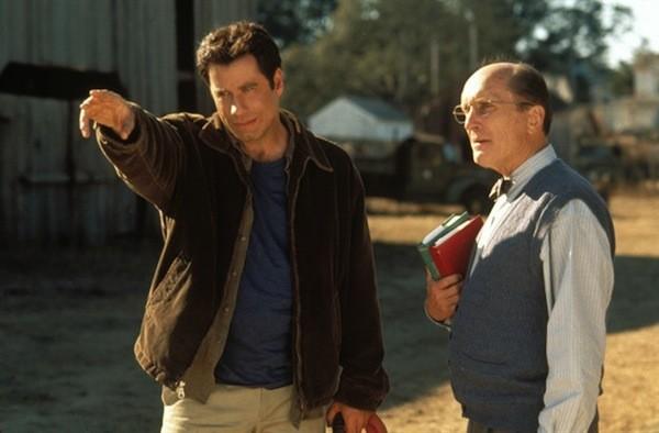 John Travolta and Robert Duvall in Phenomenon (Photo: Disney)