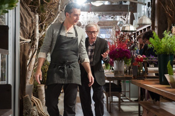 John Turturro and Woody Allen in Fading Gigolo. (Photo: Millennium)