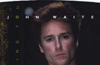 John Waite's bookstore performance