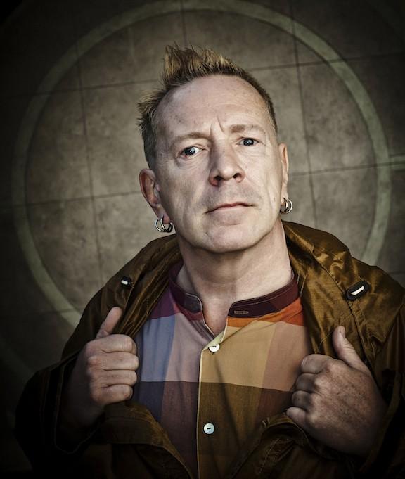 Johnny Rotten Lydon