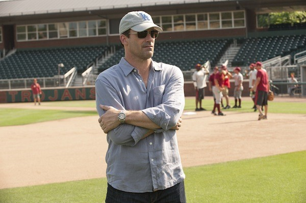 Jon Hamm in Million Dollar Arm. (Photo: Disney)