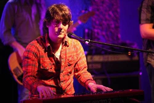 Jon Lindsay at the Visulite Theatre on Feb. 5.