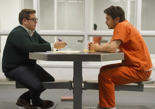 Jonah Hill and James Franco in True Story (Photo: Fox Searchlight)