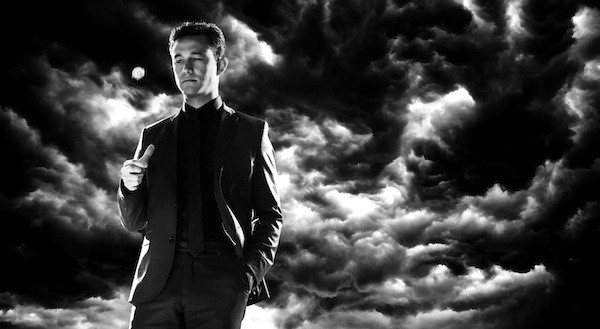 Joseph Gordon-Levitt in Sin City: A Dame to Kill For (Photo: Miramax)
