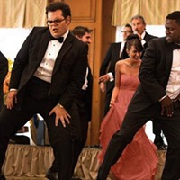 Josh Gad and Kevin Hart in The Wedding Ringer (Photo: Screen Gems)